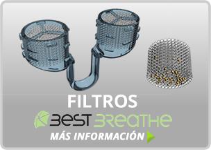 Filtros Dilatador Nasal Best Breathe