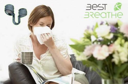 Consejos Best Breathe para atenuar los efectos de la alergia al polen