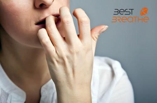 Ejercicios de respiración para evitar la ansiedad