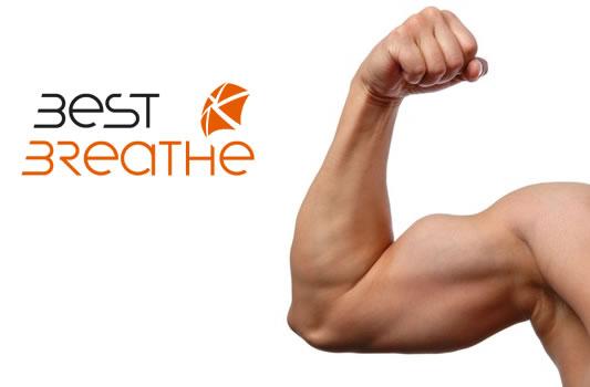 respiracion y biceps