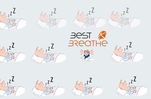 Dejar de roncar para tener un dulce sueño