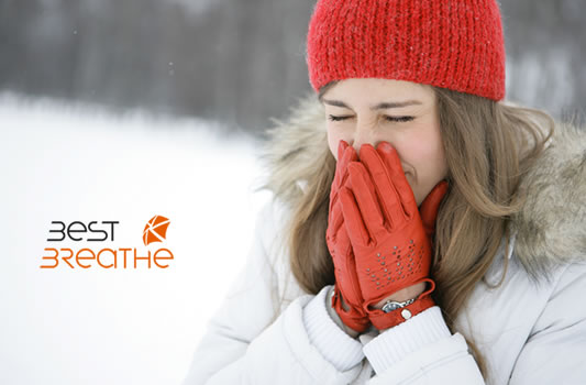 alergia de invierno