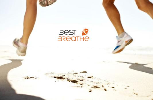 Consejos para correr en la playa